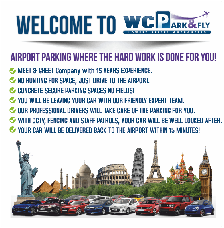 AIRPORT PARKING FOR BRISTOL AIRPORT